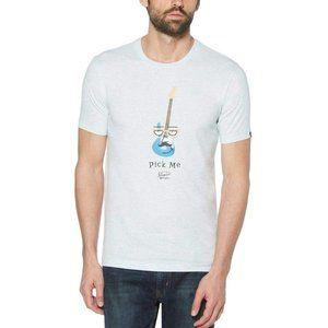 NEW Original Penguin Bass Guitar Pick Me T-Shirt